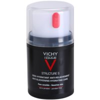 Vichy Homme Structure S crema hidratanta pentru pielea lasata