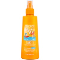 Vichy Idéal Soleil Capital Gentle Protection Spray for Kids SPF 50+