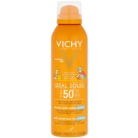 Vichy Idéal Soleil Capital protector solar en spray anti arena para niños SPF 50+