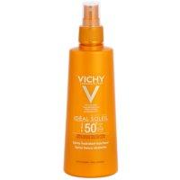 spray de protecție cu efect de hidratare SPF 50+