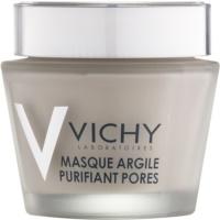 Vichy Mineral Masks máscara facial de argila para limpeza