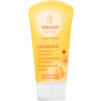Weleda Baby and Child champú y gel de ducha para niños