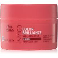 Wella Professionals Invigo Color Brilliance μάσκα για πυκνά βαμμένα μαλλιά