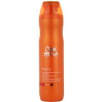 vlažilni šampon za močne, grobe in suhe lase