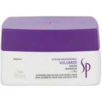 Wella Professionals SP Volumize Mask For Fine Hair And Hair Without Volume