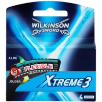 Wilkinson Sword Xtreme 3 Vervangende Open Messen 4st.