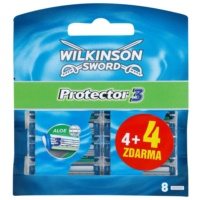 Wilkinson Sword Protector 3 Vervangende Open Messen