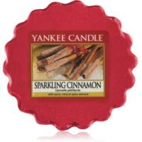 Yankee Candle Sparkling Cinnamon Wachs für Aromalampen 22 g