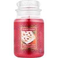 Yankee Candle Merry Berry Linzer dišeča sveča  623 g Classic velika