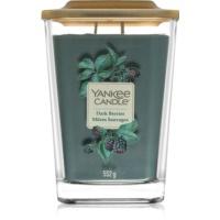 Yankee Candle Elevation Dark Berries ароматна свещ  552 гр. голяма