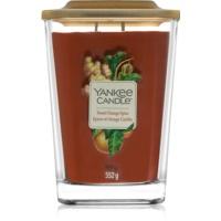 Yankee Candle Elevation Sweet Orange Spice vela perfumada  552 g grande