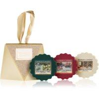 Yankee Candle Holiday Sparkle подаръчен комплект VIII.