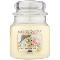 Yankee Candle Christmas Cookie Duftkerze  411 g Classic medium