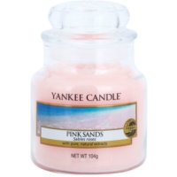 Yankee Candle Pink Sands Scented Candle 104 g Classic Mini
