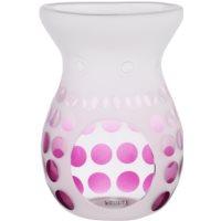 Lámpara aromática de cristal