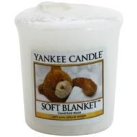 Yankee Candle Soft Blanket votivní svíčka