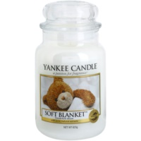 Yankee Candle Soft Blanket Duftkerze  623 g Classic groß