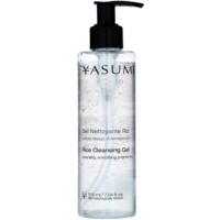 gel limpiador para iluminar la piel