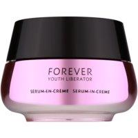 Creme-Serum zur Verjüngung der Haut