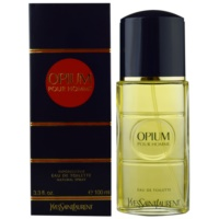 Yves Saint Laurent Opium pour Homme туалетна вода для чоловіків