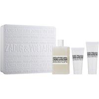 Zadig & Voltaire This Is Her! darilni set II.  parfumska voda 100 ml + gel za prhanje 50 ml + losjon za telo 75 ml