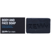 jabón natural en barra para cara y cuerpo