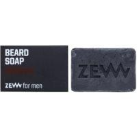 jabón natural en barra para barba