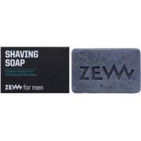 natürliche feste Seife für die Rasur