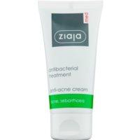 cuidado para tratamento local do acne para rosto e corpo