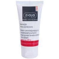 leichte feuchtigkeitsspendende Creme für empfindliche Haut mit Neigung zu Rötungen SPF 6
