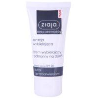 schützende Creme gegen Pigmentflecken SPF 20