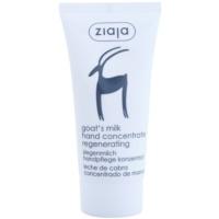 Ziaja Goat's Milk regeneračný krém na ruky pre suchú až veľmi suchú pokožku