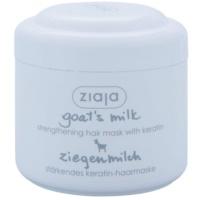 Ziaja Goat's Milk maseczka wzmacniająca do włosów suchych i zniszczonych