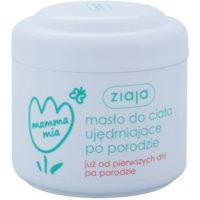 manteiga corporal reafirmante para mulheres depois do parto