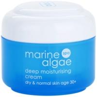 stark feuchtigkeitsspendende Creme für normale und trockene Haut