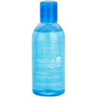 água micelar de limpeza para pele normal e seca