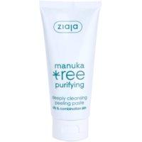 reinigende Peeling-Paste für normale bis fettige Haut