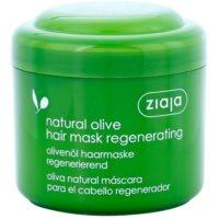 regenerační maska na vlasy