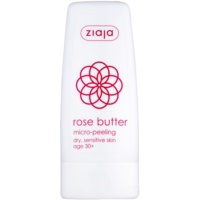 Ziaja Rose Butter Body Scrub with Microbeads 30+