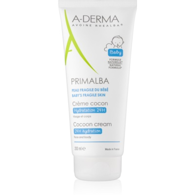 Protective Cream for Kids with Moisturizing Effect