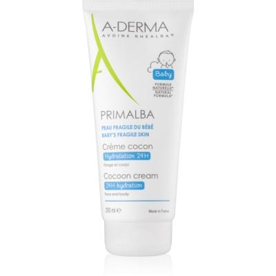 A-Derma Primalba Baby creme protetor para crianças com efeito hidratante