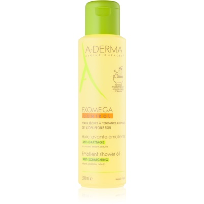 zvláčňující sprchový olej pro suchou až atopickou pokožku