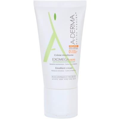 Creme für sehr trockene, empfindliche und atopische Haut