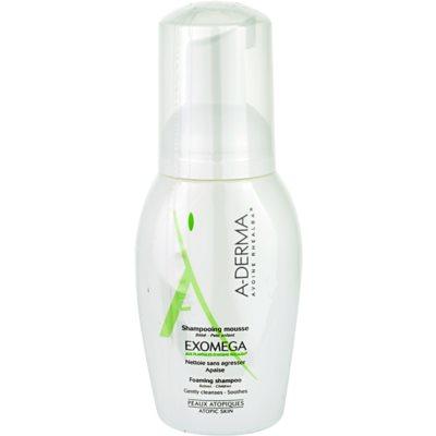 šampón pre veľmi suchú citlivú a atopickú pokožku