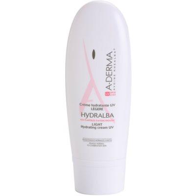 crema hidratante para pieles normales y mixtas SPF 20