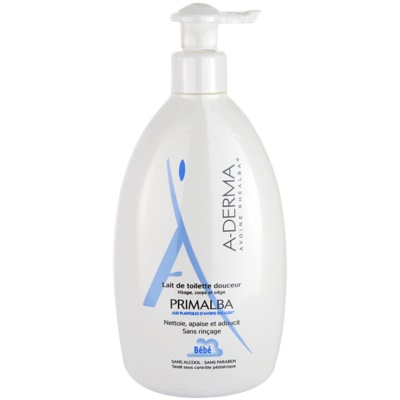 A-Derma Primalba Bébé Cleansing Milk For Kids