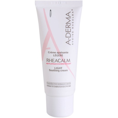 Soothing Cream for Normal and Combination Skin