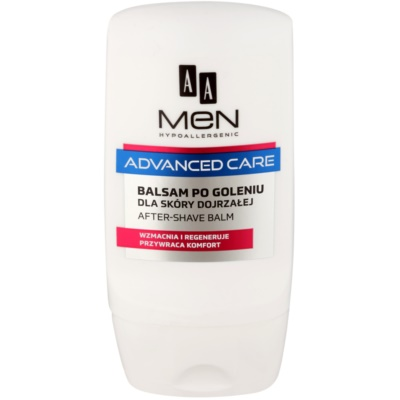 After Shave Balm For Mature Skin