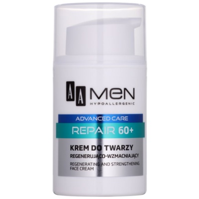 Renewing and Regenerating Moisturiser 60+