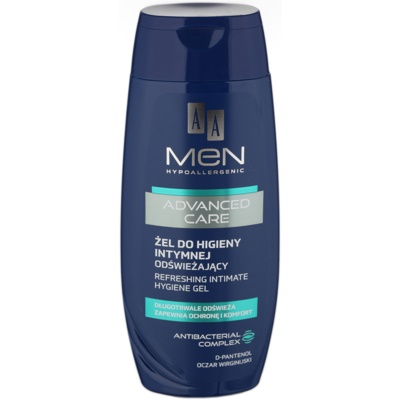 AA Cosmetics Men Advanced Care Refreshing Intimate Cleansing Gel